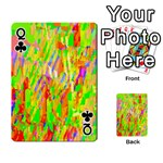 Cheerful Phantasmagoric Pattern Playing Cards 54 Designs  Front - ClubQ