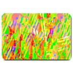 Cheerful Phantasmagoric Pattern Large Doormat  30 x20 Door Mat - 1