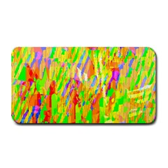 Cheerful Phantasmagoric Pattern Medium Bar Mats