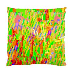 Cheerful Phantasmagoric Pattern Standard Cushion Case (One Side)