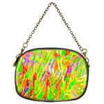 Cheerful Phantasmagoric Pattern Chain Purses (Two Sides)  Front