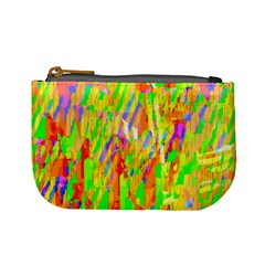 Cheerful Phantasmagoric Pattern Mini Coin Purses