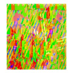 Cheerful Phantasmagoric Pattern Shower Curtain 66  x 72  (Large)