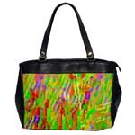 Cheerful Phantasmagoric Pattern Office Handbags Front