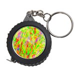 Cheerful Phantasmagoric Pattern Measuring Tapes Front