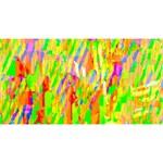 Cheerful Phantasmagoric Pattern Magic Photo Cubes Long Side 2