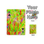 Cheerful Phantasmagoric Pattern Playing Cards 54 (Mini)  Front - ClubK