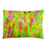 Cheerful Phantasmagoric Pattern Pillow Case (Two Sides) Back