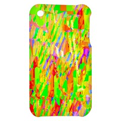 Cheerful Phantasmagoric Pattern Apple iPhone 3G/3GS Hardshell Case