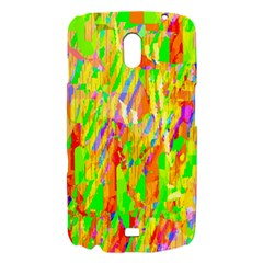 Cheerful Phantasmagoric Pattern Samsung Galaxy Nexus i9250 Hardshell Case
