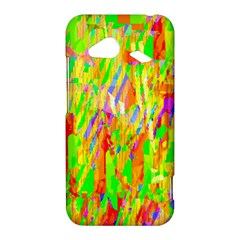 Cheerful Phantasmagoric Pattern HTC Droid Incredible 4G LTE Hardshell Case