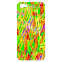 Cheerful Phantasmagoric Pattern Apple iPhone 5 Hardshell Case
