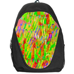 Cheerful Phantasmagoric Pattern Backpack Bag