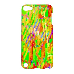 Cheerful Phantasmagoric Pattern Apple iPod Touch 5 Hardshell Case