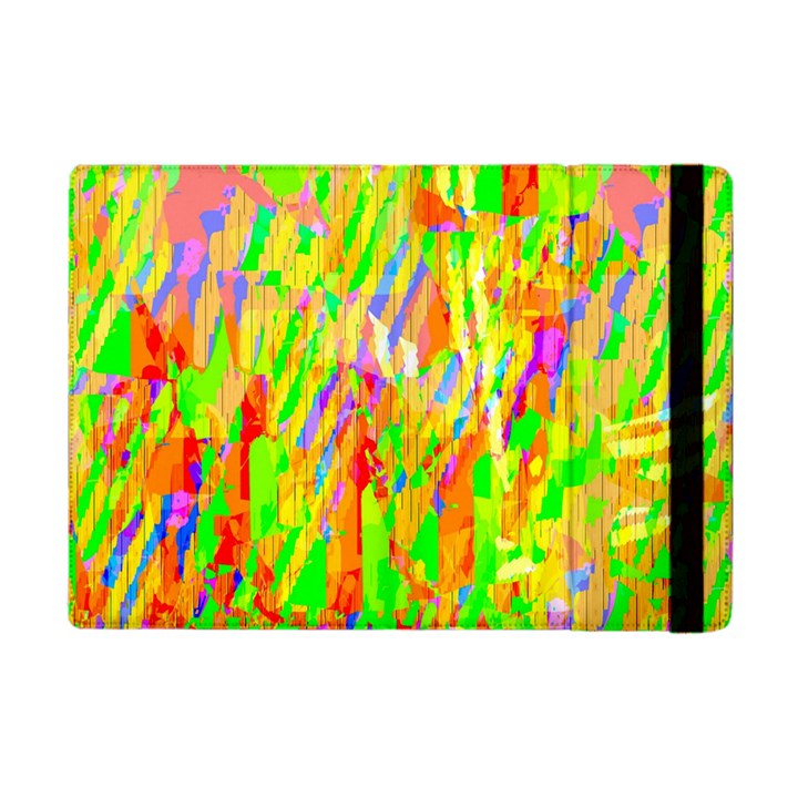 Cheerful Phantasmagoric Pattern Apple iPad Mini Flip Case
