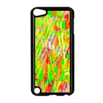 Cheerful Phantasmagoric Pattern Apple iPod Touch 5 Case (Black) Front
