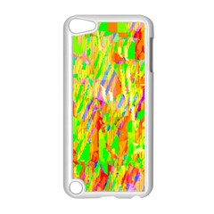 Cheerful Phantasmagoric Pattern Apple iPod Touch 5 Case (White)