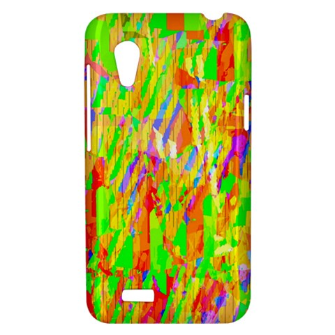 Cheerful Phantasmagoric Pattern HTC Desire VT (T328T) Hardshell Case