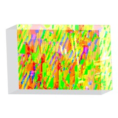 Cheerful Phantasmagoric Pattern 4 x 6  Acrylic Photo Blocks