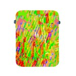 Cheerful Phantasmagoric Pattern Apple iPad 2/3/4 Protective Soft Cases Front