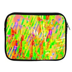 Cheerful Phantasmagoric Pattern Apple iPad 2/3/4 Zipper Cases