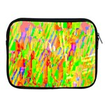 Cheerful Phantasmagoric Pattern Apple iPad 2/3/4 Zipper Cases Front