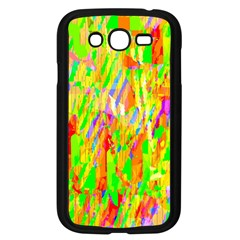 Cheerful Phantasmagoric Pattern Samsung Galaxy Grand DUOS I9082 Case (Black)