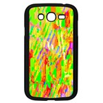 Cheerful Phantasmagoric Pattern Samsung Galaxy Grand DUOS I9082 Case (Black) Front
