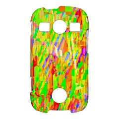 Cheerful Phantasmagoric Pattern Samsung Galaxy S7710 Xcover 2 Hardshell Case