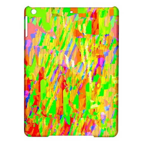 Cheerful Phantasmagoric Pattern iPad Air Hardshell Cases