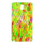 Cheerful Phantasmagoric Pattern Samsung Galaxy Note 3 N9005 Hardshell Back Case Front