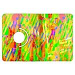 Cheerful Phantasmagoric Pattern Kindle Fire HDX Flip 360 Case Front