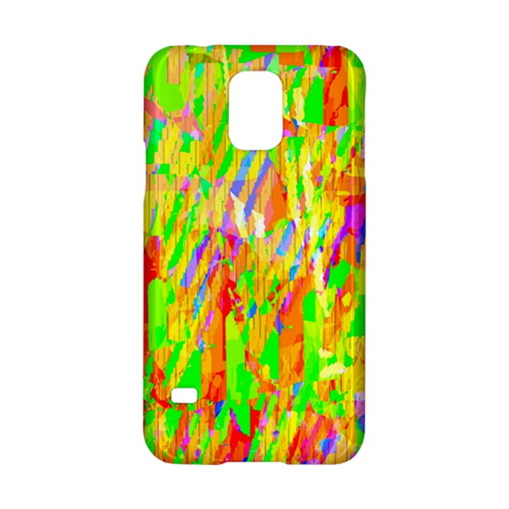 Cheerful Phantasmagoric Pattern Samsung Galaxy S5 Hardshell Case