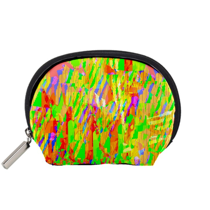 Cheerful Phantasmagoric Pattern Accessory Pouches (Small)