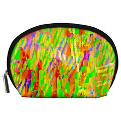 Cheerful Phantasmagoric Pattern Accessory Pouches (Large)