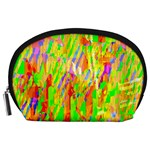 Cheerful Phantasmagoric Pattern Accessory Pouches (Large)  Front