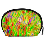 Cheerful Phantasmagoric Pattern Accessory Pouches (Large)  Back