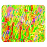 Cheerful Phantasmagoric Pattern Double Sided Flano Blanket (Small)  50 x40 Blanket Front
