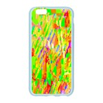 Cheerful Phantasmagoric Pattern Apple Seamless iPhone 6/6S Case (Color) Front