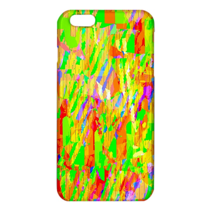 Cheerful Phantasmagoric Pattern iPhone 6 Plus/6S Plus TPU Case