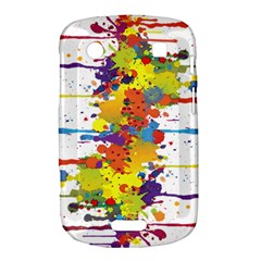 Crazy Multicolored Double Running Splashes Bold Touch 9900 9930