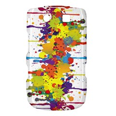 Crazy Multicolored Double Running Splashes Torch 9800 9810