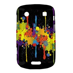 Crazy Multicolored Double Running Splashes Horizon Bold Touch 9900 9930