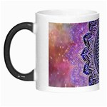 Flower Of Life Indian Ornaments Mandala Universe Morph Mugs Left