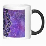 Flower Of Life Indian Ornaments Mandala Universe Morph Mugs Right