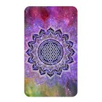 Flower Of Life Indian Ornaments Mandala Universe Memory Card Reader Front