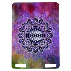 Flower Of Life Indian Ornaments Mandala Universe Kindle Touch 3G