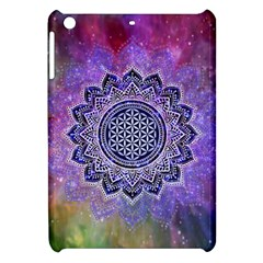 Flower Of Life Indian Ornaments Mandala Universe Apple Ipad Mini Hardshell Case