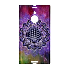 Flower Of Life Indian Ornaments Mandala Universe Nokia Lumia 1520