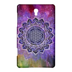 Flower Of Life Indian Ornaments Mandala Universe Samsung Galaxy Tab S (8 4 ) Hardshell Case